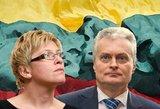 Vyras prieš moterį: rinkimų baigtį Lietuvoje lemia ir lytis