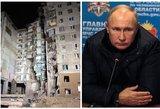 Nepadėjo net Putinas: sugriuvusio daugiabučio gyventojams liepė susimokėti