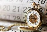 Sprendimas dėl laiko pasirinkimo – jau netrukus