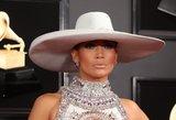 Nesustoja šaipytis: Lopez patyrė stiliaus fiasko