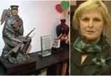 """Ekspertai: R. Vanagaitė tapo savo """"širdies draugo"""", nacių medžiotojo įrankiu"""