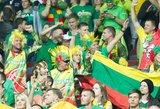 Lietuvos sporto metai: medaliai, Ballai, rasizmas, Šaro magija ir smūgis JAV