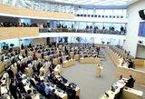 Seimo narių deklaruotas turtas: kai kurių didesnis ir už prezidentės