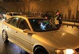 Naktinis reidas: girti ukrainiečiai važinėjosi po Vilnių ieškodami namų