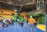 Paskirstytos lėšos sporto projektams: daugiau lėšų neįgaliųjų veikloms