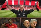 """Skandalingasis Mourinho """"ate"""": kaip futbolo Dievas tapo bedarbiu"""
