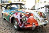 """JAV roko dainininkei Joplin priklausęs """"Porsche"""" parduotas aukcione už 1,8 mln. dolerių"""