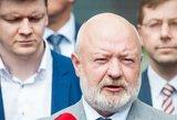 Eugenijus Gentvilas: neabejoju, kad Liberalų sąjūdis Seimo rinkimuose peržengs 5 proc. ribą