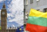 """""""Brexit"""" chaosas  – tūkstančiai lietuvių bijo dėl ateities"""