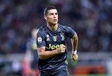 """Atskleistas """"Juventus"""" planas B, jeigu nebūtų pavykę gauti Cristiano Ronaldo"""