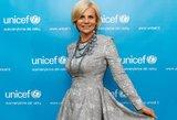 Labdarai aukojanti verslininkė Irena Marozienė: pinigais reikia dalintis
