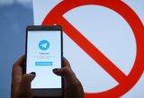 Pavelas Durovas: jeigu norite draudimais suvaldyti ekstremizmą, reikės blokuoti visą internetą
