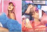 Meschino su mylimuoju Remiu pristatė pirmąjį kūrinį: vaizdo klipas gniaužia kvapą