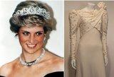 Princesės Dianos suknelę rado dėvėtų drabužių parduotuvėje: siūlo milžinišką sumą