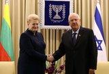 Izraelis ieško naujų draugų