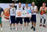 Karklės festivalyje – RKL krepšinio turnyras su rekordiniu prizu