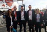 Pasaulio mobiliųjų technologijų kongrese – ir lietuviai