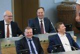 Atvira kova su Lietuvos banku – Skvernelis siūlo kreiptis į prokuratūrą