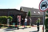 Brutaliu moters nužudymu Klaipėdoje įtariami vyrai – jau teisme