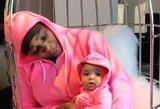 Širdį stingdanti naujiena: S. Williams pareiškė, kad niekada nešvęs dukros gimtadienio