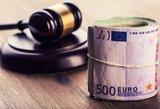 Teismo verdiktas: suluošintam jaunuoliui turės sumokėti pusę šimto tūkstančių