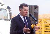 """Premjeras: per vizitą Osle gali paaiškėti, kada bus sukurta bendra įmonė su """"Statoil"""""""