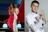 """Ar prisimenate juos """"Eurovizijos"""" scenoje? Įvertinkite įspūdingus pokyčius"""