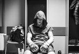"""Tai, kas lieka už kadro: """"King of Kings"""" turnyro užkulisiai ir vaizdai iš kovotojų rūbinių"""