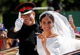 Griebia už širdies: atskleistos dar neviešintos princo Harry ir M. Markle vestuvių detalės