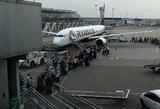 """""""Ryanair"""" skelbia 8 dienų išpardavimą"""