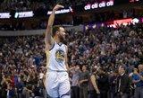 """NBA lygoje – pergalingi superžvaigždės ir """"Nets"""" gynėjo metimai"""