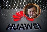 """Naujiems """"Huawei"""" įrenginiams iškilo pavojus likti be """"Google"""" programų"""