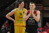 Rimta netektis: Arnas Butkevičius be krepšinio praleis penkias savaites