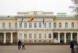 Buvusiai Kainų komisijos pirmininkei metus kaltinimus D. Grybauskaitei, prezidentūra nuo komentarų susilaiko