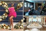 Atskleista, kaip atrodė 22-asis milijardierės Jenner gimtadienis: kvapą gniaužianti prabanga