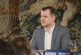 """Paluckas: jei """"valstiečiai"""" trauksis iš valdžios, būtini pirmalaikiai Seimo rinkimai"""