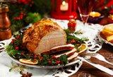 2 prieš 2: mėsiški ir vegetariški receptai Kalėdų stalui