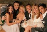 Courteney Cox jautrūs žodžiai geriausiai draugei Aniston: gerbėjai sužavėti