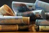 Biržos įmonių išmokėtų dividendų suma sumenko 40 proc.