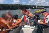 Smiltynėje laivui atsitrenkus į krantinę nukentėjo keleiviai: vienas jų – be sąmonės