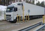 Lietuvos muitinė dalysis rentgenu skenuojamų automobilių duomenimis su Rusija