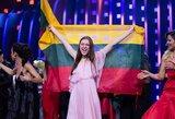 """Zasimauskaitės rengtas """"Eurovision afterparty"""" koncertas nebeįvyks: bilietus žada grąžinti"""