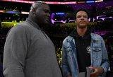 NBA legendos Shaquille'o O'Nealo sūnaus karjerą stabdo širdies operacija