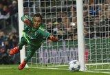 """Madrido """"Real"""" vartininkas pagerino UEFA Čempionų lygos rekordą"""