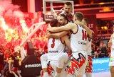 """Vilnius dalija pinigus sportui – """"Rytui"""" nukrito didžiausias kąsnis"""