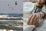Specialistai prakalbo apie bakteriją Baltijos jūroje: pavojingiausia šiems žmonėms