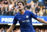 """Alonso įvartis padovanojo """"Chelsea"""" pergalę prieš Anglijoje"""