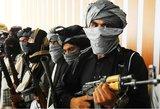 Afganistane – kraupi egzekucija: Talibano sukilėliai akmenimis mirtinai užmėtė moterį