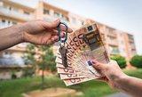 Sukritikavo siūlymus teikti paramą būstui įsigyti: pasipelnytų statytojai