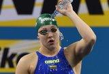 Rūta Meilutytė – pasaulio čempionato 100 m kompleksinio plaukimo rungties pusfinalyje